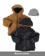 Free Country - Reversible Puffer Jacket (4-7)-2563996