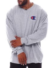 Champion - Double Hit Long Sleeve T-Shirt (B&T)-2569329