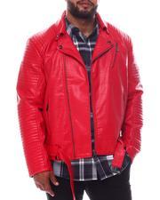 Buyers Picks - Vegan Leather Motto Jacket (B&T)-2570710