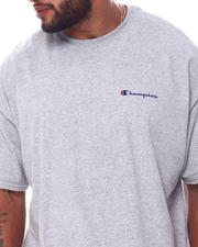 Champion - Small Script Chest T-Shirt (B&T)-2572042