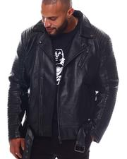 Buyers Picks - Vegan Leather Motto Jacket (B&T)-2570714
