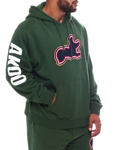 AKOO - Snooby Pullover Hoodie (B&T)