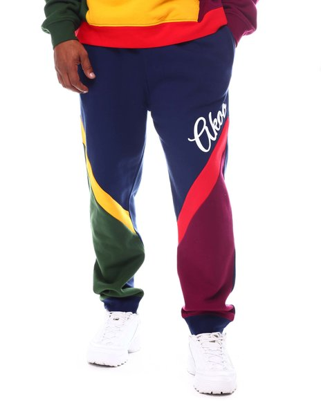 AKOO - Drip Colorblock Sweatpants (B&T)