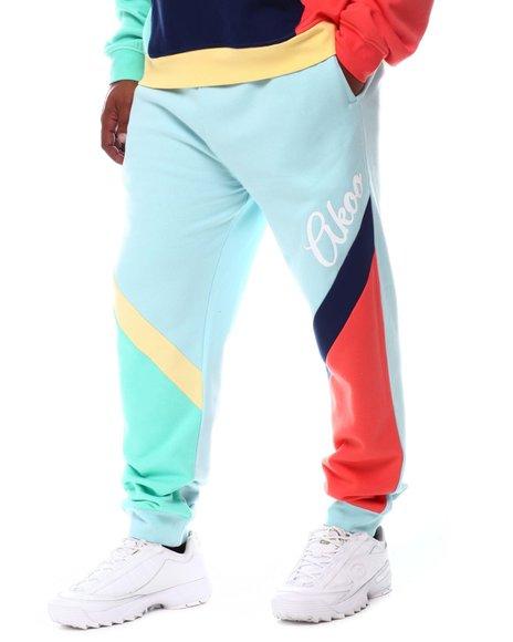 AKOO - Drip Colorblock Sweatpants (B&T)