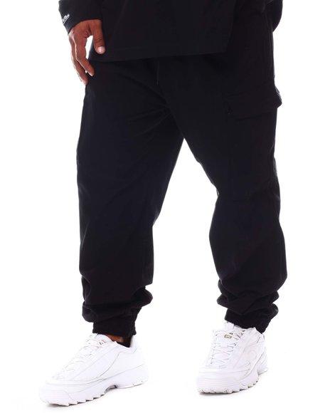 Brooklyn Cloth - Cargo Pocket Twill Joggers (B&T)