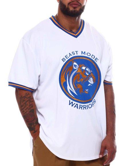 Makobi - Beast Mode Jersey Shirt (B&T)