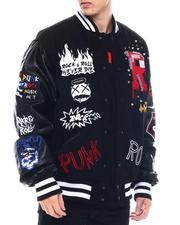 Outerwear - Varsity Jacket-2571701
