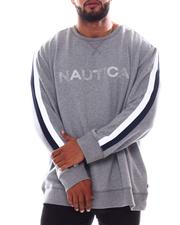 Sweatshirts & Sweaters - Fleece Logo Crew Sweatshirt (B&T)-2571992