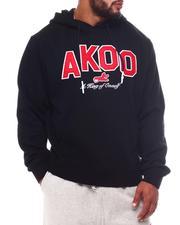 AKOO - Classic Hoodie (B&T)-2572345