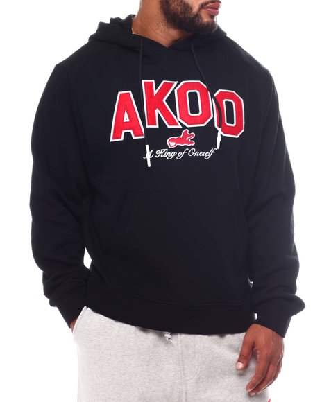 AKOO - Classic Hoodie (B&T)
