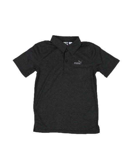 Puma - No. 1 Logo Pack Essential Polo Shirt (8-20)
