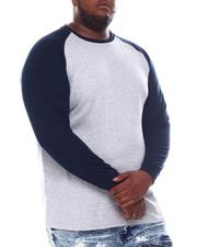 Big & Tall - Raglan Long Sleeve Thermal (B&T)-2571600