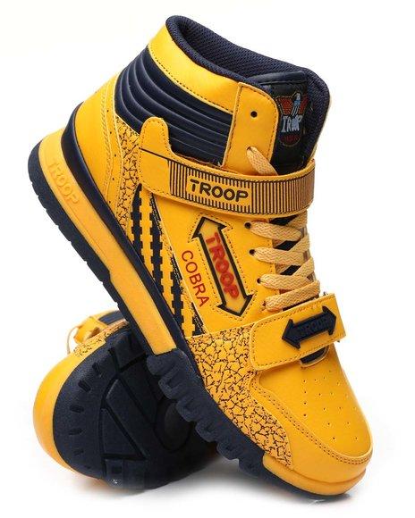 TROOP - Cobra Mid Sneakers