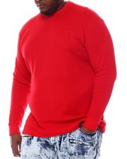Big & Tall - Thermal Long Sleeve Top (B&T)-2571494