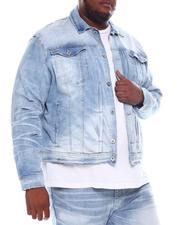 Jordan Craig - Washed Denim Jacket (B&T)-2565530
