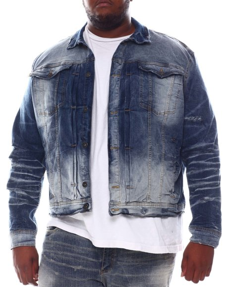 Jordan Craig - Washed Denim Jacket (B&T)