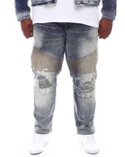 Jordan Craig - Moto Knee Denim Jeans (B&T)-2569142