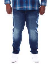 Big & Tall - Taper Fit Denim Jeans (B&T)-2571833