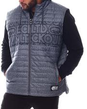 Ecko - Chested Hooded Vest (B&T)-2572551