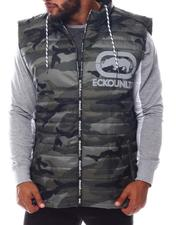 Ecko - Zip Me Up Hooded Vest (B&T)-2572566
