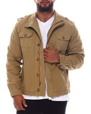 Light Jackets - High Neck Front Zip Jacket (B&T)-2574325