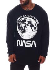 Akademiks - NASA Lunar Exploration Long Sleeve Shirt (B&T)-2572542