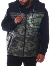 Ecko - On Repeat B Hooded Vest (B&T)-2572581