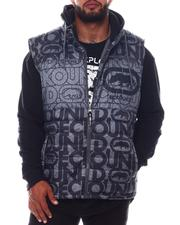 Ecko - Ecko-fied Hooded Vest (B&T)-2574350