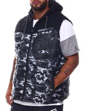 Ecko - On Repeat B Hooded Vest (B&T)-2574371