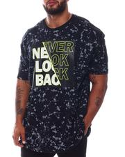 Akademiks - Never Look Back Tee (B&T)-2572518