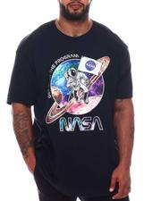 Akademiks - NASA Get With The Program T-Shirt (B&T)-2572530