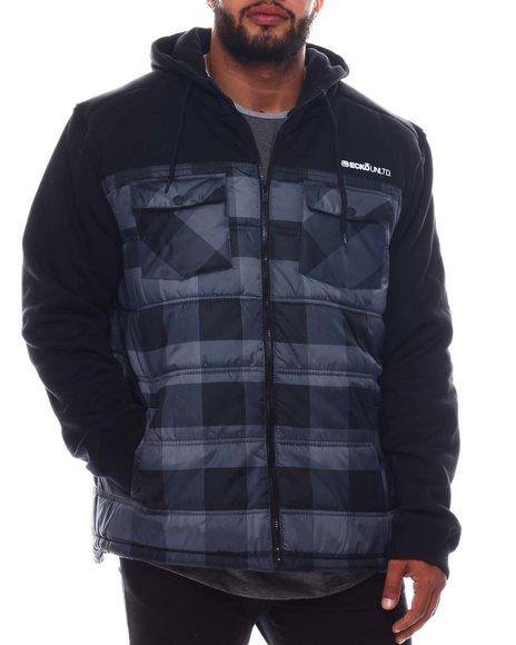 Ecko - Buffalo Hybrid Jacket (B&T)