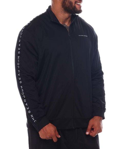 Sean John - Tricot Track Jacket (B&T)
