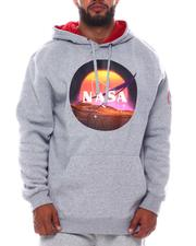 Akademiks - NASA Photo Print Fleece Hoodie (B&T)-2572494