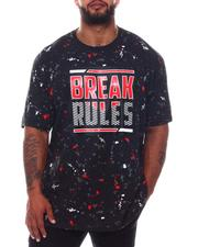 Akademiks - Break Rules Tee (B&T)-2572506