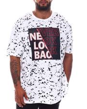Akademiks - Never Look Back Tee (B&T)-2572522