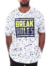 Akademiks - Break Rules Tee (B&T)-2572526