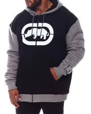 Ecko - Center Stage Full Zip Sherpa Hoodie (B&T)-2572615
