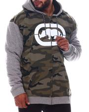 Ecko - Center Stage Full Zip Sherpa Hoodie (B&T)-2572620