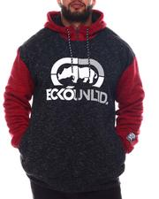 Ecko - Spacey Full Zip Sherpa Hoodie (B&T)-2572625