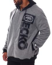 Ecko - Double Negative Full Zip Sherpa Hoodie (B&T)-2572645