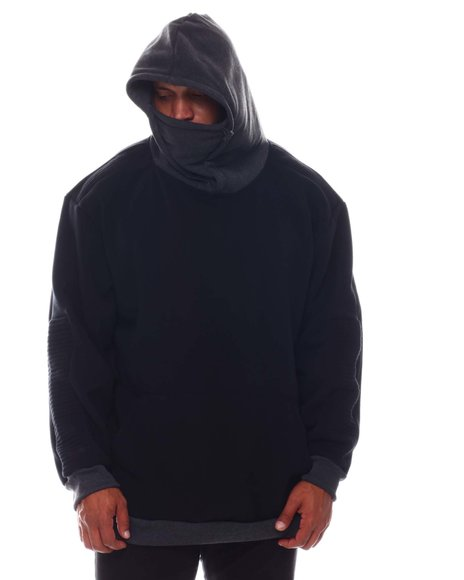 Buyers Picks - Pullover Hoodie with Attached Mask (B&T)
