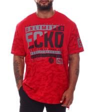 Ecko - Half Time Crew T-Shirt (B&T)-2573033