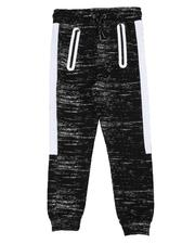 Boys - All Over Streak Print Fleece Joggers (8-18)-2570649