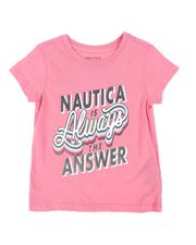 Nautica - Nautica is The Answer Tee (4-6X)-2572220
