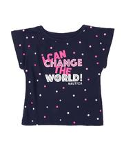 Nautica - Change The World Tee (2T-4T)-2572271
