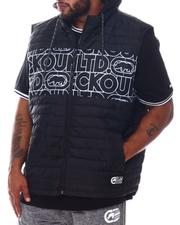 Ecko - Chested Hooded Vest (B&T)-2572556