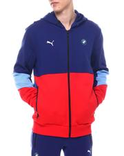 Puma - BMW MMS Hooded Sweat Jacket-2574238