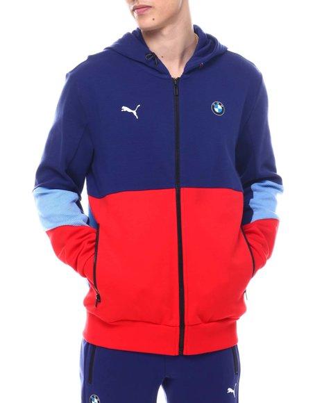Puma - BMW MMS Hooded Sweat Jacket