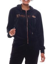 Women - Zip Front Hoodie-2574840